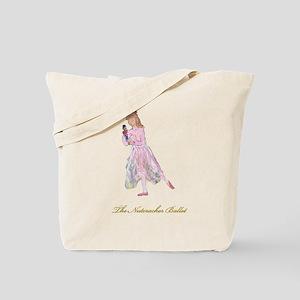 Clara and her Nutcracker Ball Tote Bag