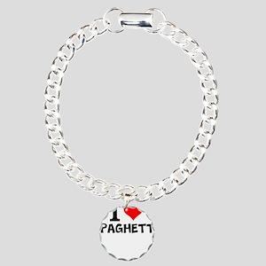 I Love Spaghetti Bracelet