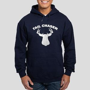 TAIL CHASER Hoodie (dark)