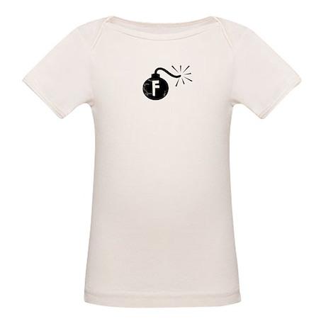 F Bomb Organic Baby T-Shirt