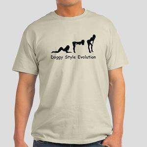 Doggy Style Evolution Light T-Shirt