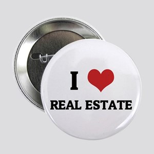 I Love Real Estate Button