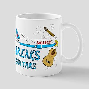 United Breaks Guitars! Mug