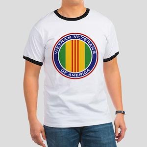 Vietnam Veterans Ringer T