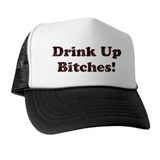 Irish drinking Trucker Hats