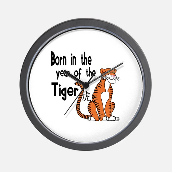 Unique Chinese adoption Wall Clock