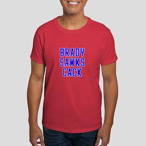 Brady Sawks Cack Dark T-Shirt