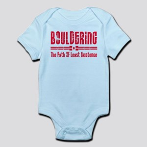 Path of Least Existence Infant Bodysuit