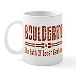 Path of Least Existence Mug