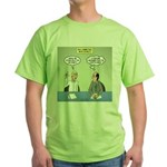 Meaningless Motions Green T-Shirt