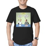 Meaningless Motions Men's Fitted T-Shirt (dark)
