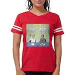 Meaningless Motions Womens Football Shirt