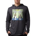 Meaningless Motions Mens Hooded Shirt