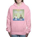 Meaningless Motions Women's Hooded Sweatshirt