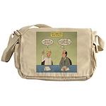 Meaningless Motions Messenger Bag