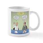 Meaningless Motions 11 oz Ceramic Mug