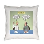 Meaningless Motions Everyday Pillow