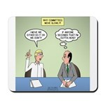 Meaningless Motions Mousepad