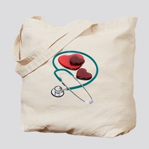 Heart Care Tote Bag