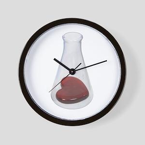 Love Chemistry Wall Clock