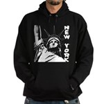 New York Souvenir Hoodie (dark) NYC Shirts