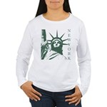 New York Souvenir Women's Long Sleeve T-Shirt
