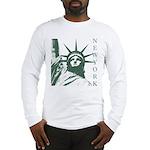 New York Souvenir Long Sleeve T-Shirt