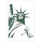New York Souvenir Large Poster