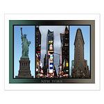 New York Souvenir Small Poster