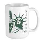 New York Souvenir Large Mug