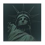 New York Souvenir Tile Coaster