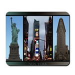 New York Souvenir Mousepad