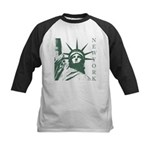 New York Souvenir Kids Baseball Jersey