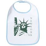 New York Souvenir Bib
