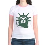 New York Souvenir Jr. Ringer T-Shirt
