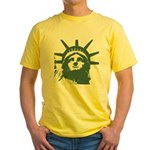 New York Souvenir Yellow T-Shirt