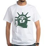 New York Souvenir White T-Shirt