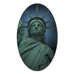 New York Souvenir Sticker (Oval 50 pk)