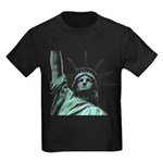 New York Souvenir Kids Dark T-Shirt