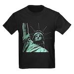 New York Souvenir Kids Dark T-Shirt