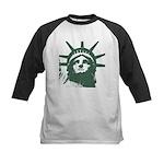New York Souvenir Kids Baseball Jersey