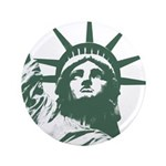 "New York Souvenir 3.5"" Button (100 pack)"