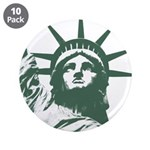 "New York Souvenir 3.5"" Button (10 pack)"