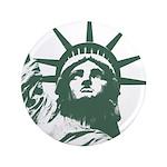 """New York Souvenir 3.5"""" Button"""