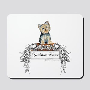 Yorkshire Terrier Small Dog Mousepad