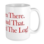 Been There. Found That. Large Mug