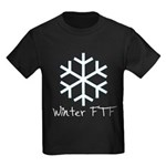 Winter FTF Kids Dark T-Shirt