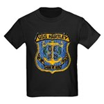 USS HARTLEY Kids Dark T-Shirt