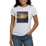 Winter Sunset 0239 Women's T-Shirt