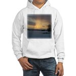Winter Sunset 0239 Hooded Sweatshirt